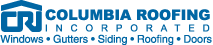 Columbia Roofing Inc LOGO horizontal